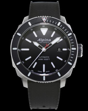Alpina Seastrong Diver 300 Automatic AL-525LBG4V6 + 5 let záruka, pojištění hodinek ZDARMA Miss Sixty