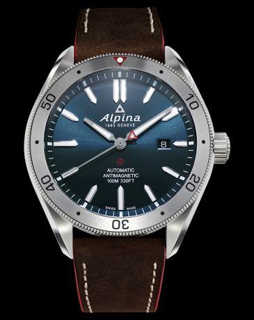Alpina Alpiner 4 Automatic AL-525NS5AQ6 + 5 let záruka, pojištění hodinek ZDARMA Miss Sixty