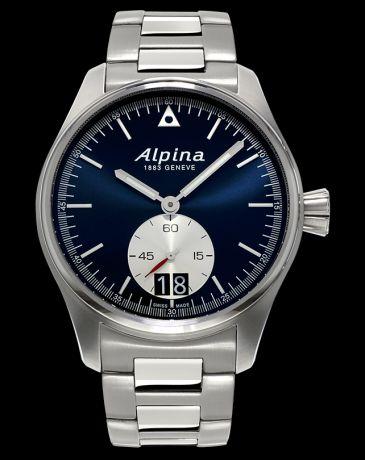 Alpina Startimer Pilot Big Date AL-280NS4S6B + 5 let záruka, pojištění hodinek ZDARMA Miss Sixty