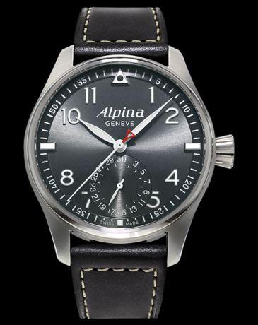 Alpina Startimer Pilot Manufacture AL-710G4S6 + 5 let záruka, pojištění hodinek ZDARMA Miss Sixty