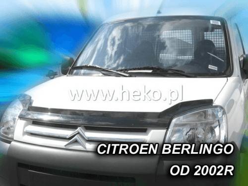 Deflektor kapoty Peugeot Partner 2002-2008