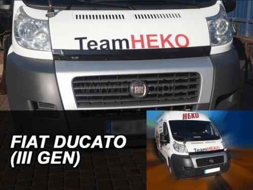 Deflektor kapoty Fiat Ducato 2006-2014