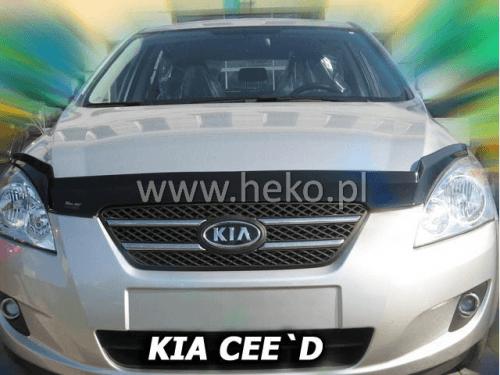 Deflektor kapoty Kia Ced 2006-2009 (3 i 5 dveří)