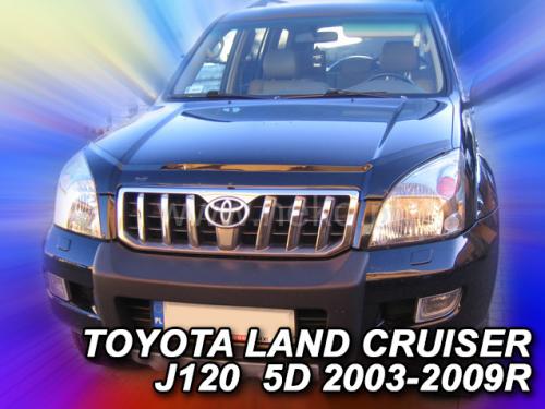 Deflektor kapoty Toyota Land Cruiser 2003-2009 (5 dveří)