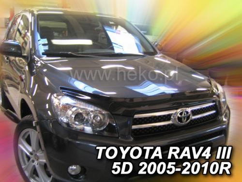 Deflektor kapoty Toyota RAV4 2006-2009 (5 dveří)