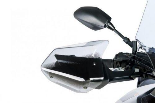 Chrániče rukou a páček PUIG na Yamaha MT09 Tracer (15-17) Tmavá (F)