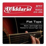 D'Addario EFT17 - Medium - .013 - .056