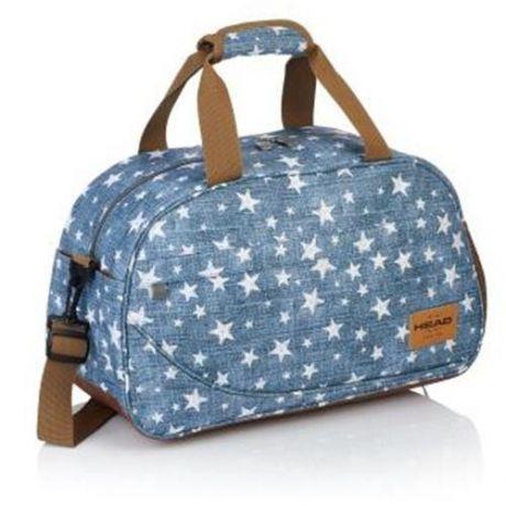 ASTRA - Sportovní taška Head HD-141 hvězdy Miss Sixty