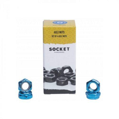 AXLE NUTS SOCKET - modrá - 5/16