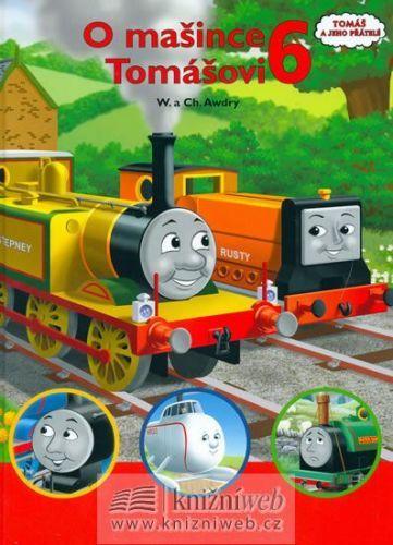 Egmont Tomáš a jeho přátelé - O mašince Tomášovi 6