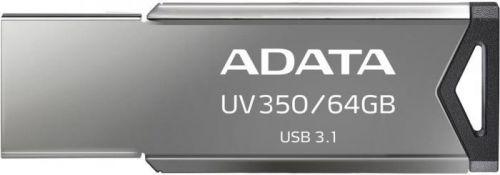 ADATA 64GB ADATA UV350 USB 3.1 silver (AUV350-64G-RBK)