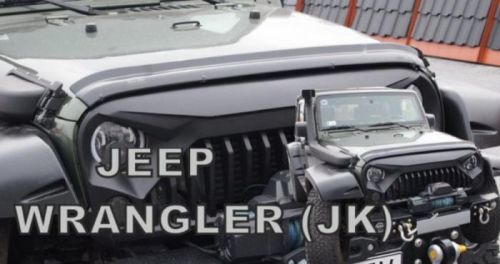 Deflektor kapoty Jeep Wrangler 2007-2018