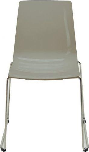 ATAN Jídelní židle Lollipop šedá - II. jakost