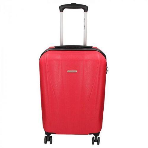 Cestovní kufr Marina Galanti Fuerta S - červená 39l