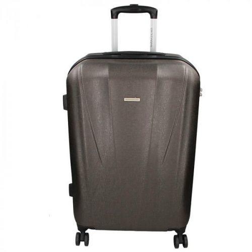 Cestovní kufr Marina Galanti Fuerta L - tmavě šedá 95l