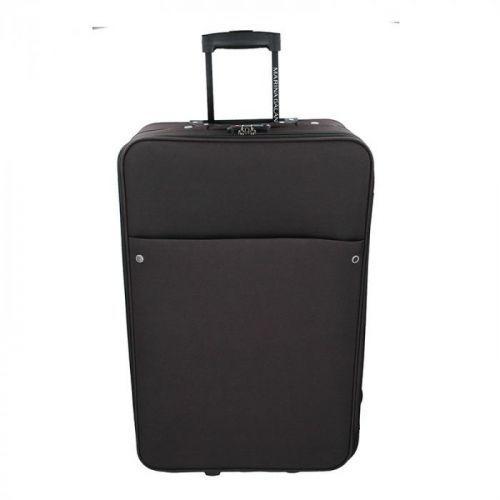 Cestovní kufr Marina Galanti Koss S - černá 42l