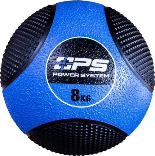 Míč Power System POWER SYSTEM MEDICINE BALL 8KG 4138bu