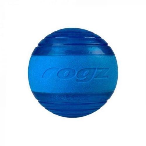 Hračka Rogz Squeekz modrá 6,4cm