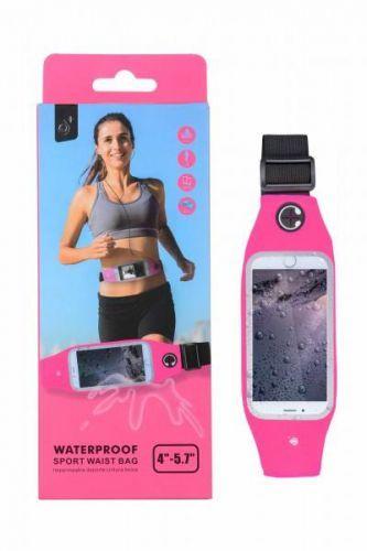 Aligator Sportovní pásek na běhání M (4.7''), Růžové