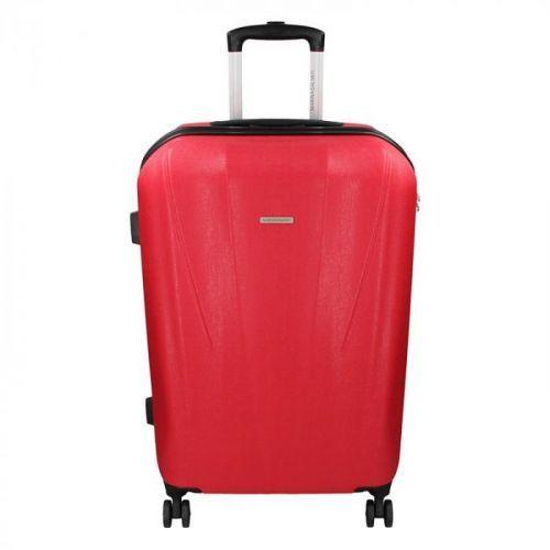 Cestovní kufr Marina Galanti Fuerta M - červená 78l