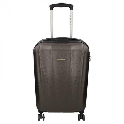 Cestovní kufr Marina Galanti Fuerta S - tmavě šedá 39l