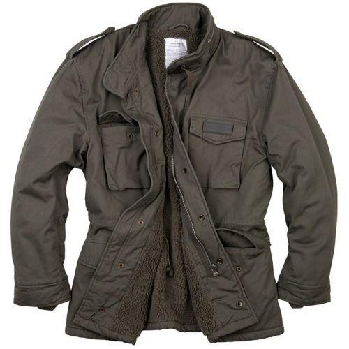Bunda Paratrooper Winter Jacket olivová M