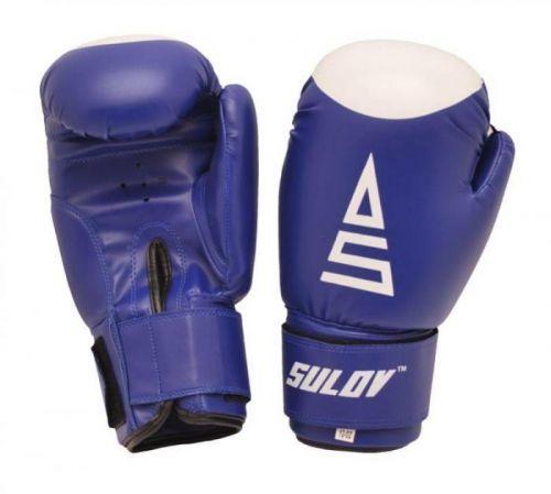 Box rukavice SULOV, DX, modré Box rukavice SULOV DX 12oz., modré