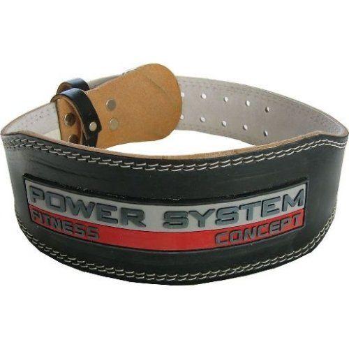 Opasek POWER BLACK - Power System 1 ks L
