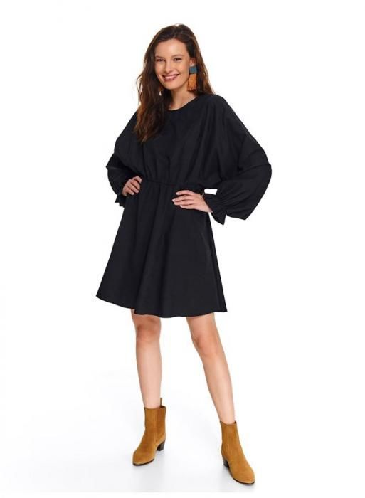 Mini šaty nadýchaného střihu