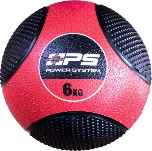 Míč Power System POWER SYSTEM MEDICINE BALL 6KG 4136rd