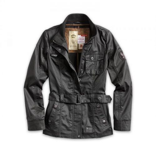 Bunda Armored Jacket Woman - černá, 34