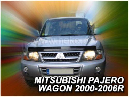 Deflektor kapoty Mitsubishi Pajero 1999-2006