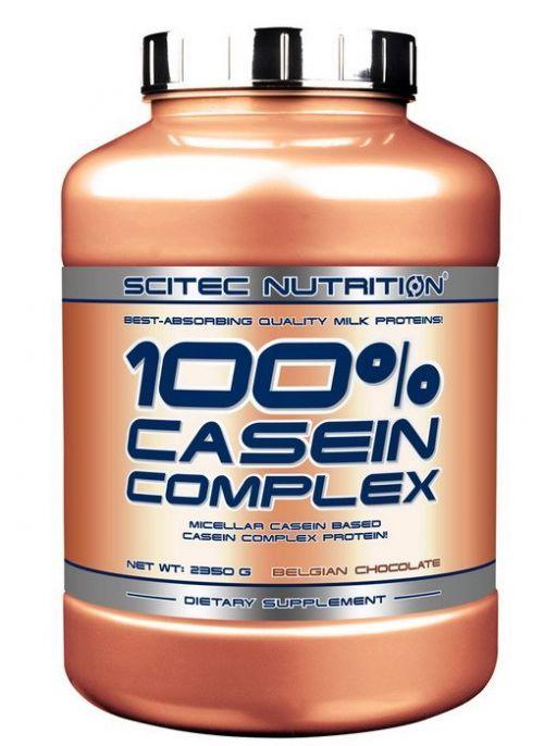 100% Casein Complex - Scitec 2350 g Cantaloupe White Chocolate