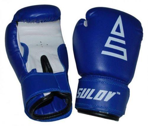 Box rukavice SULOV, PVC, modro-bílé Box rukavice SULOV PVC, 4oz, modré