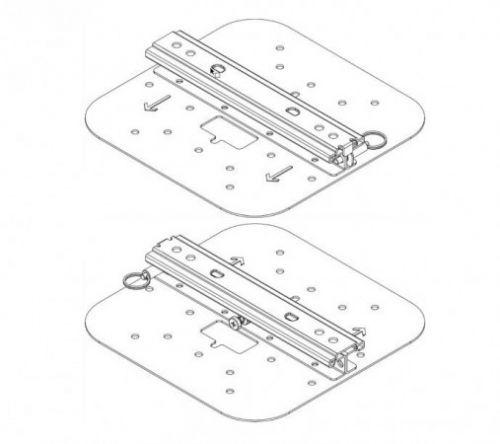 AP-MNT-MP10-E AP mount bracket 10-pack, R1C72A
