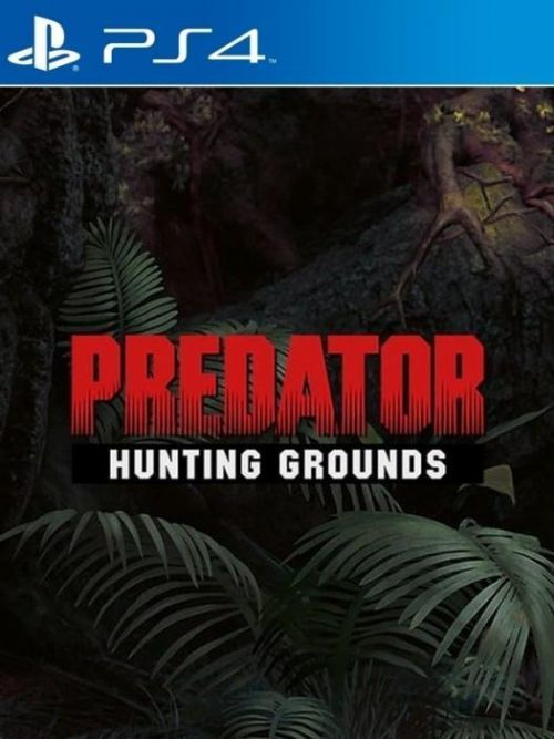 PS4 - Predator: Hunting Grounds (PS4)/EAS, 24.4.2020