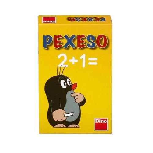 DINO Pexeso - Počty s Krtečkem