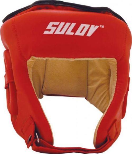 Box chránič hlavy otevřený SULOV DX - červený Chránič hlavy otevřený SULOV DX, vel. L, červený