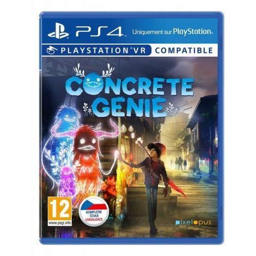 SONY PLAYSTATION PS4 - Concrete Genie 9.10.2019 (PS719753810)