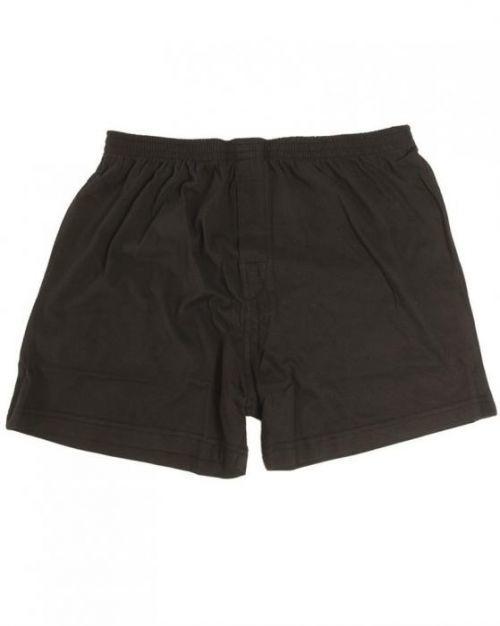 Army boxerky - černé, 3XL