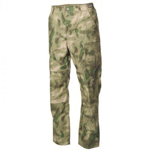Bojové kalhoty US BDU - HDT-camo FG, XXL