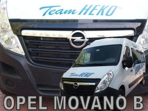 Deflektor kapoty Opel Movano 2010-