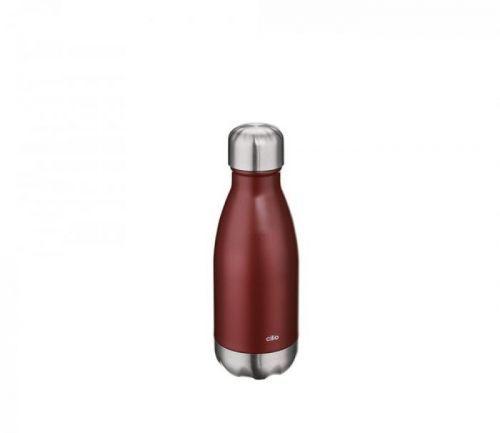 Cilio Thermolahev ELEGANTE 250ml, červená, matná