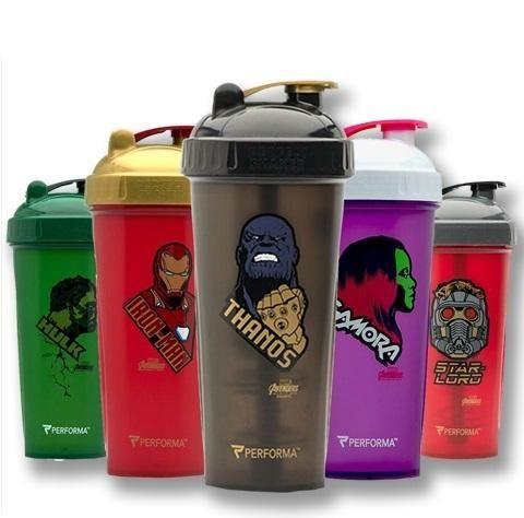 Perfect Shaker Avengers Infinity War 800ml Antman