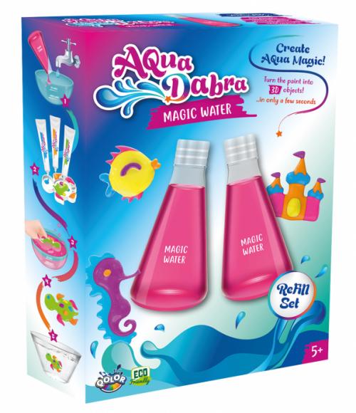 AquaDabra 2ks Magická voda