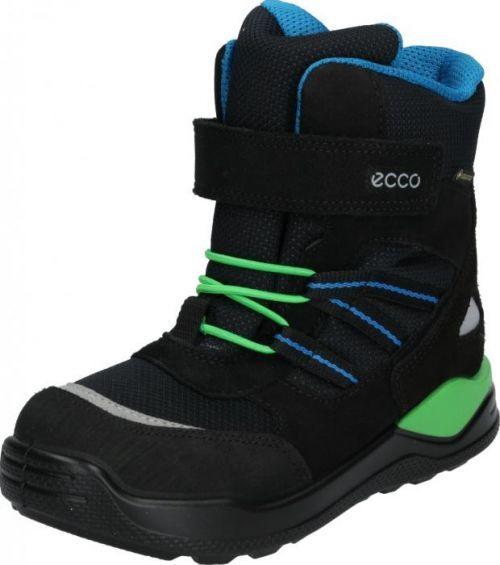 ECCO Otevřená obuv 'Urban Mini BlackBlackBlack' černá