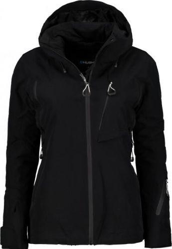 Bunda hardshellová dámská HUSKY ski MAYNI L, černá, 12 M