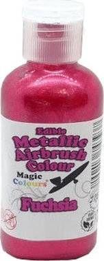 Airbrush barva perleťová Magic Colours (55 ml) Fuchsia