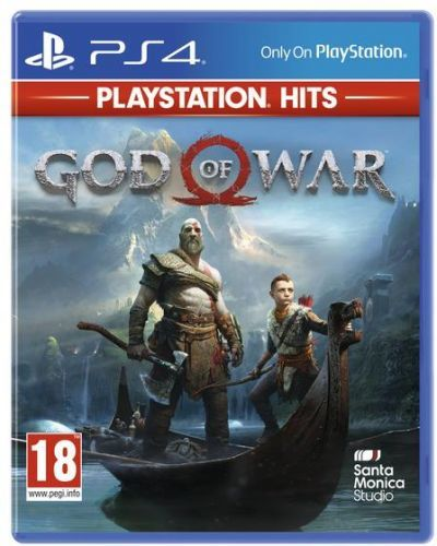 SONY PLAYSTATION PS4 - God of War (PS4)/HITS/EAS (PS719963509)