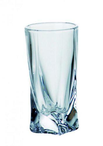 Crystalite Bohemia sklenice na destiláty Quadro 50 ML, 6 KS